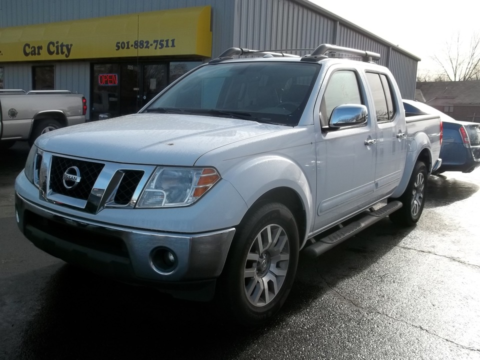 2011 Nissan Frontier  - Car City Autos