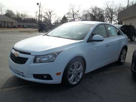 2014 Chevrolet Cruze 1LT for Sale  - 127752  - Car City Autos