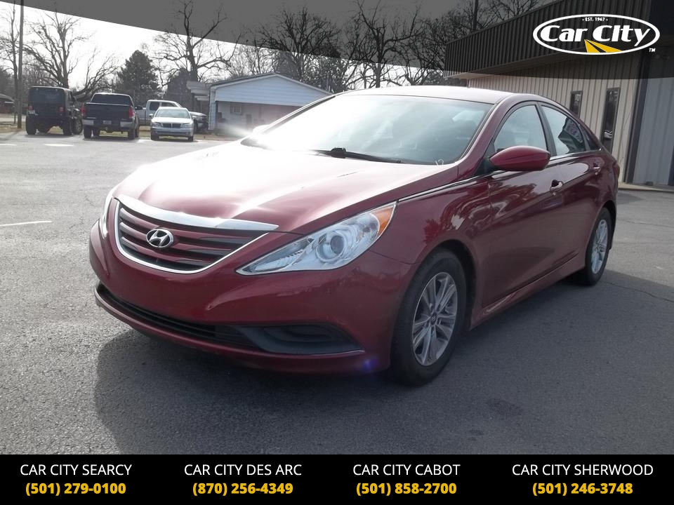 2014 Hyundai Sonata  - Car City Autos