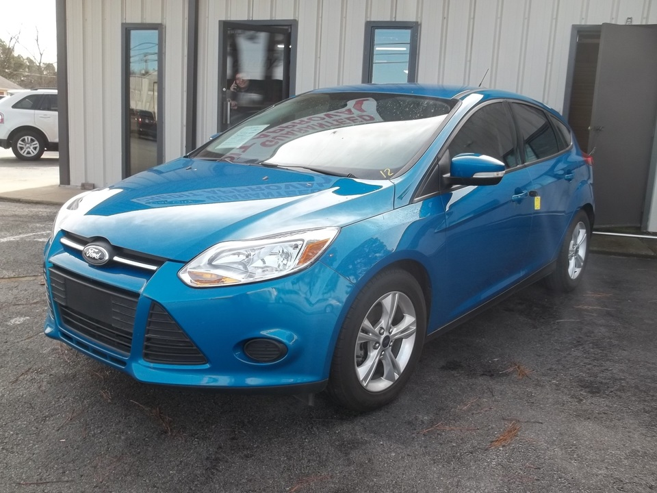 2014 Ford Focus  - Car City Autos