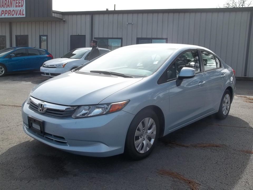 2012 Honda Civic  - Car City Autos