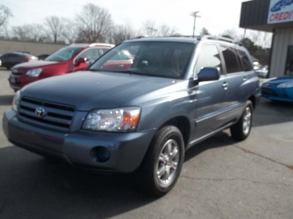 2005 Toyota Highlander  - Car City Autos