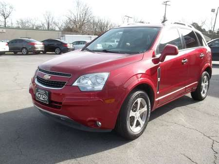 2012 Chevrolet Captiva Sport Fleet LTZ AWD for Sale  - 644198  - Car City Autos