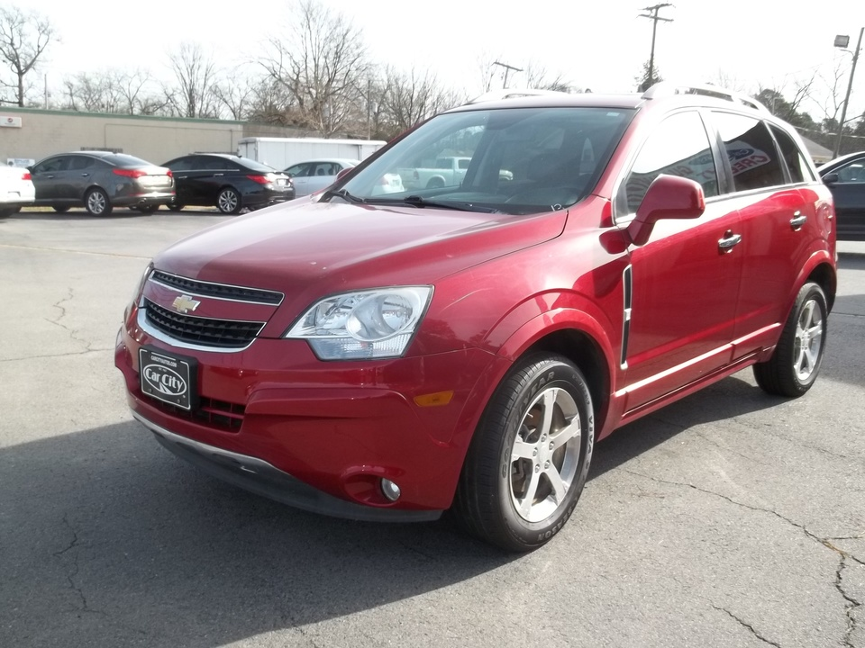 2012 Chevrolet Captiva Sport Fleet  - Car City Autos