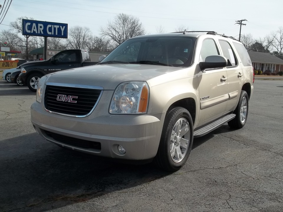 2007 GMC Yukon  - Car City Autos