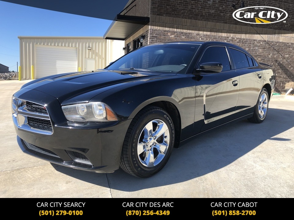 2013 Dodge Charger SE  - DH518405  - Car City Autos