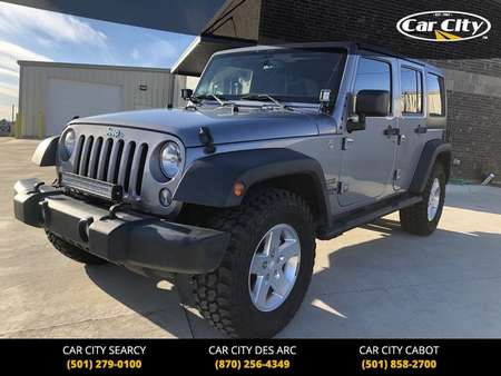 2015 Jeep Wrangler Sport 4WD for Sale  - FL506371  - Car City Autos