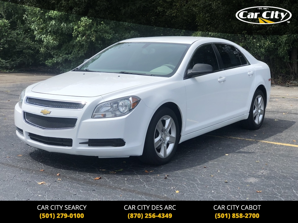 2012 Chevrolet Malibu LS w/1LS  - 321809  - Car City Autos