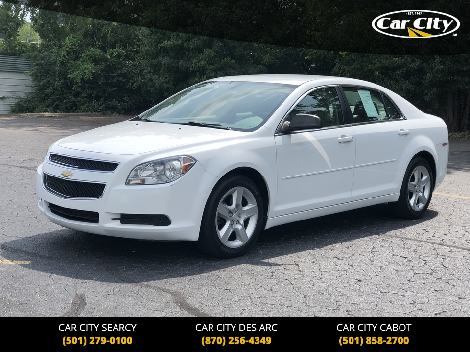 2010 Chevrolet Malibu LS w/1LS  - 135681  - Car City Autos