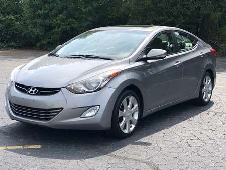 2012 Hyundai Elantra Limited PZEV for Sale  - 278396  - Car City Autos