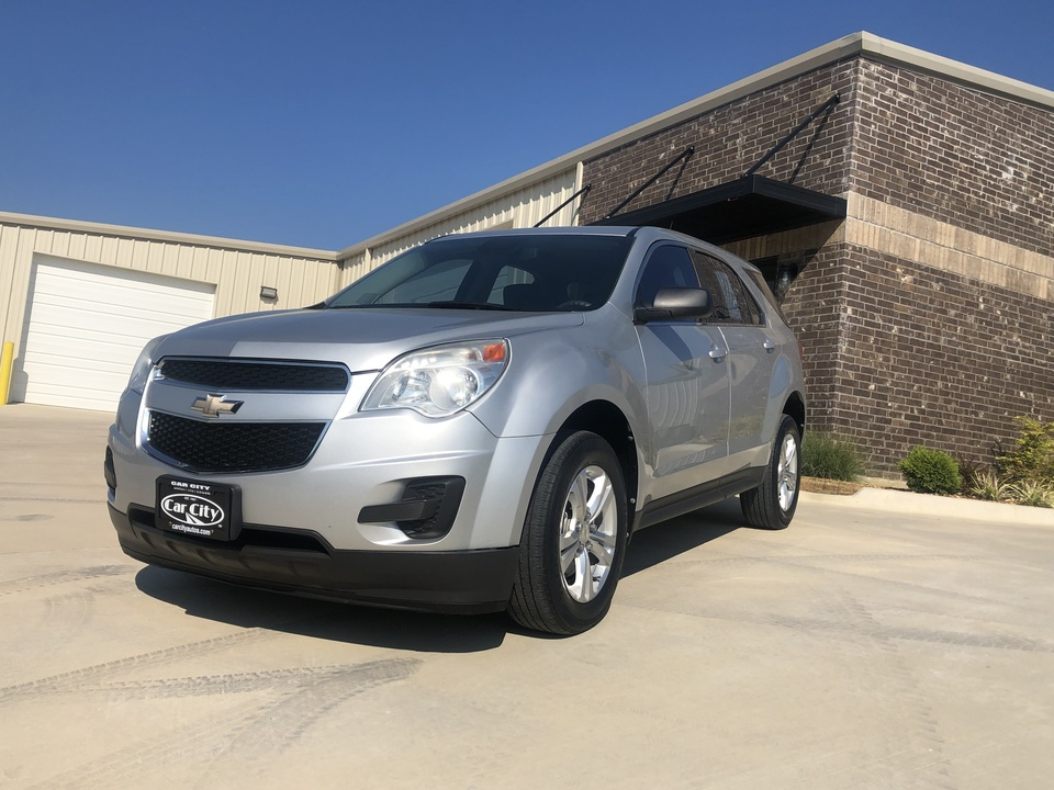 2012 Chevrolet Equinox  - Car City Autos