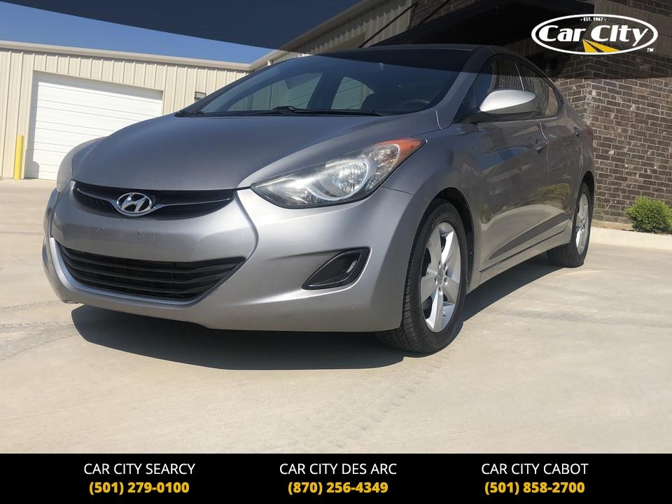 2011 Hyundai Elantra GLS  - 114897  - Car City Autos