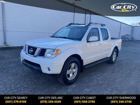 2007 Nissan Frontier LE 4WD Crew Cab for Sale  - 7C432836T  - Car City Autos