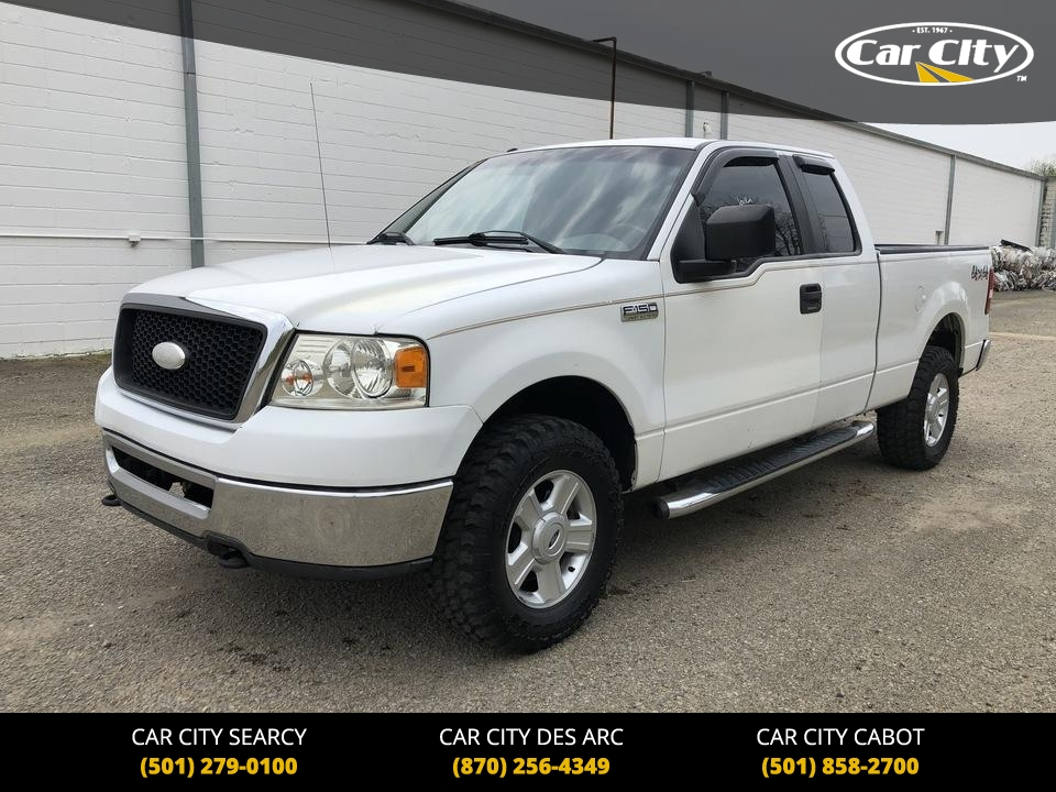 2006 Ford F-150 4WD SuperCab  - A04889TTT  - Car City Autos