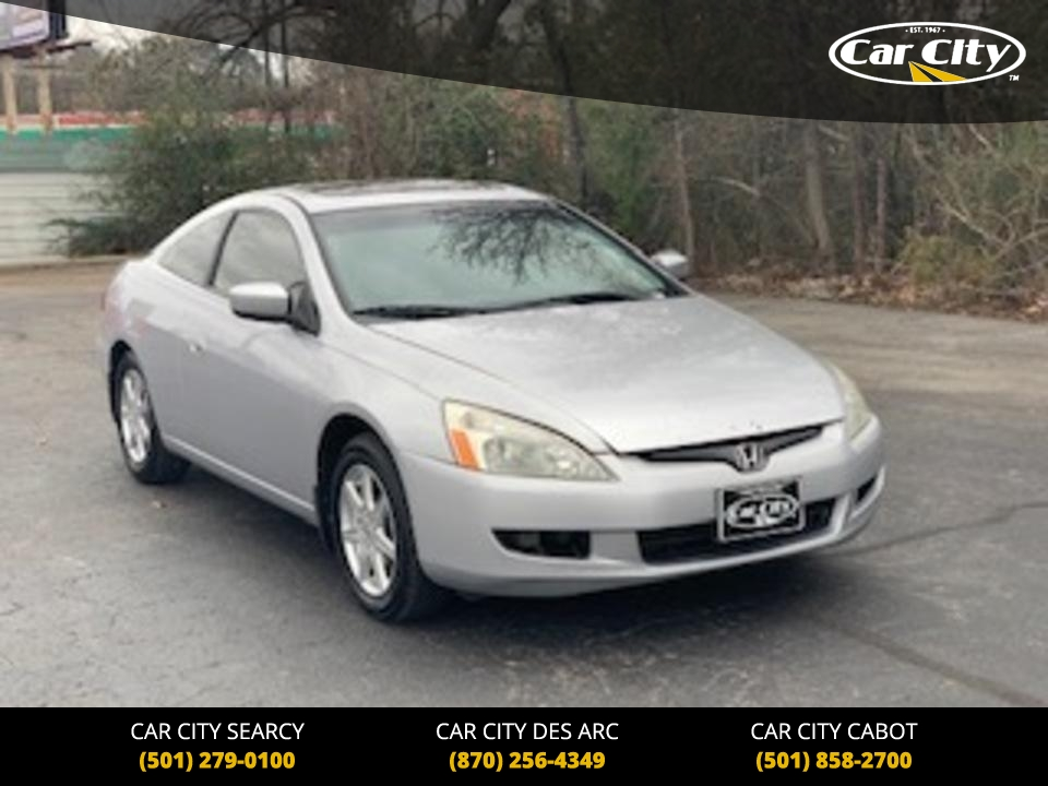 2003 Honda Accord Cpe  - Car City Autos