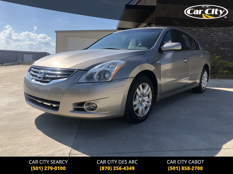 2012 Nissan Altima 2.5  - 115734TR  - Car City Autos