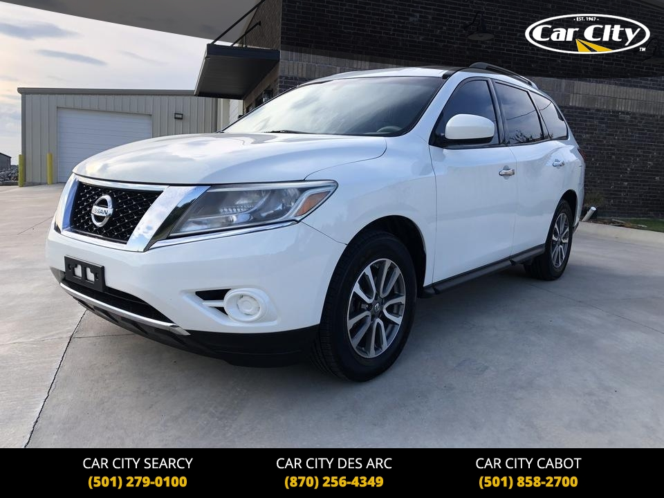2013 Nissan Pathfinder SV 2WD  - 633579  - Car City Autos