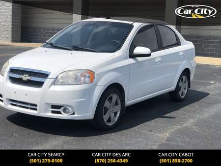 2010 Chevrolet Aveo LT w/2LT for Sale  - 122761R  - Car City Autos