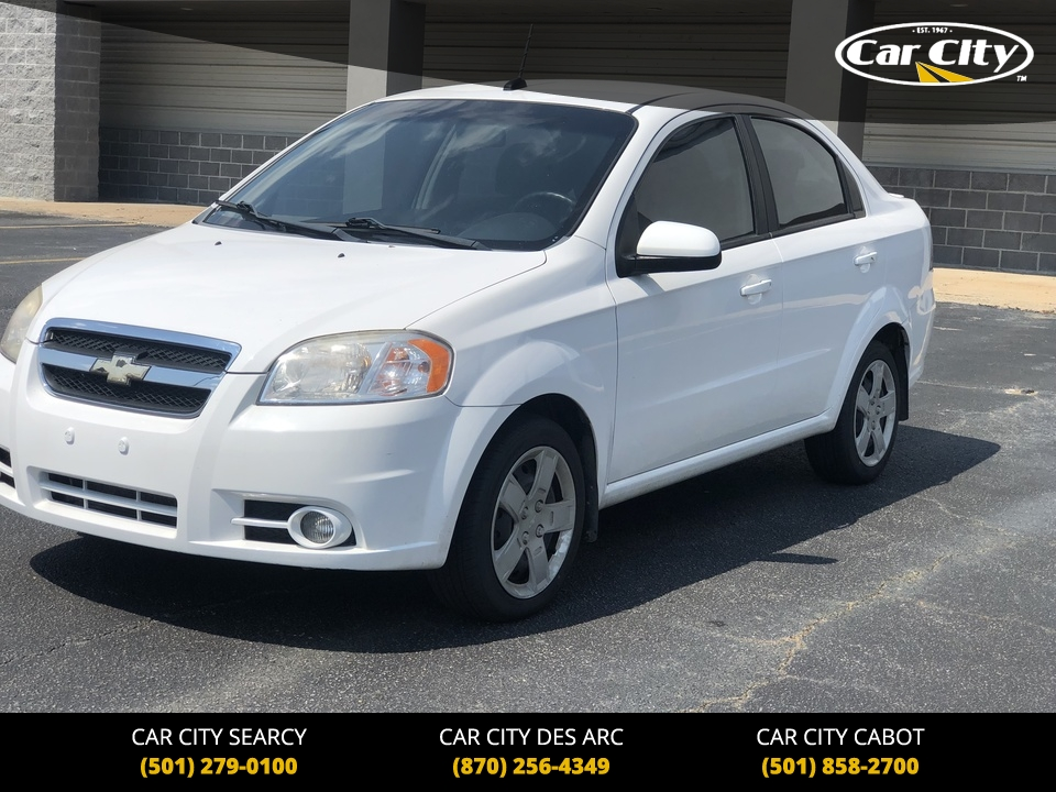 2010 Chevrolet Aveo LT w/2LT  - 122761R  - Car City Autos