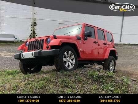 2013 Jeep Wrangler Sahara 4WD for Sale  - DL609745  - Car City Autos