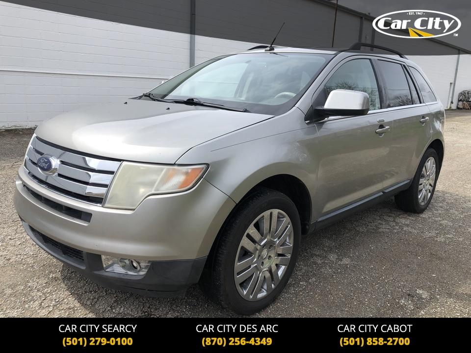2008 Ford Edge Limited  - 8BA24962  - Car City Autos