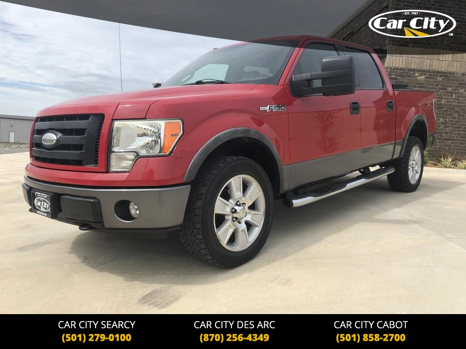 2009 Ford F-150 4WD SuperCrew  - A73033  - Car City Autos