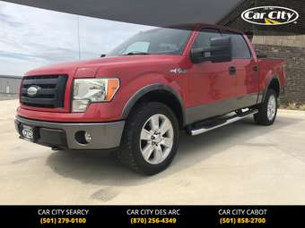 2009 Ford F-150 4WD