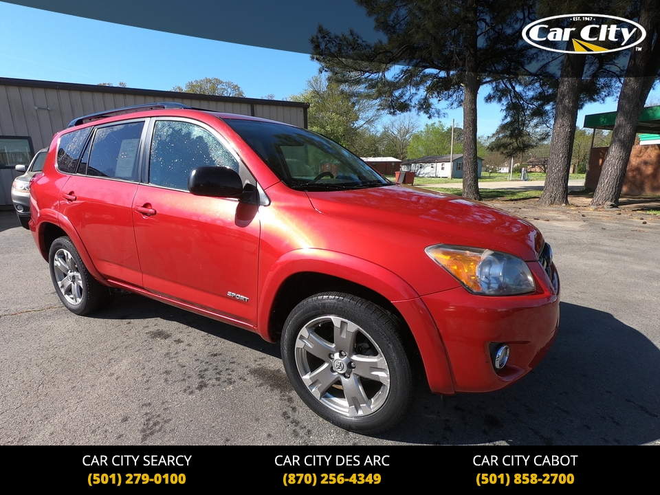 2010 Toyota Rav4 Sport  - 030387  - Car City Autos