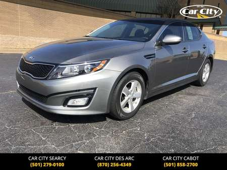 2015 Kia Optima LX for Sale  - FG509627  - Car City Autos