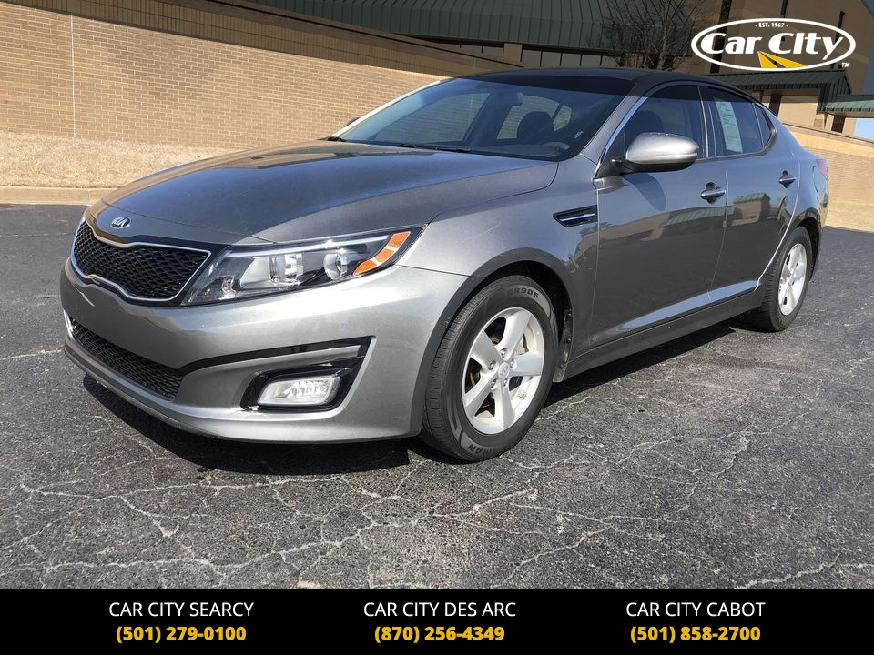 2015 Kia Optima LX  - FG509627  - Car City Autos