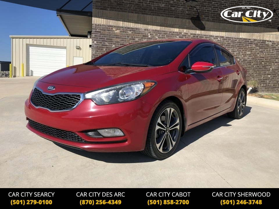 2014 Kia FORTE EX  - E5112937  - Car City Autos