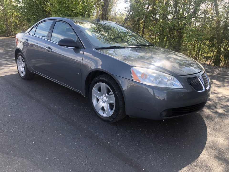 2009 Pontiac G6  - Car City Autos