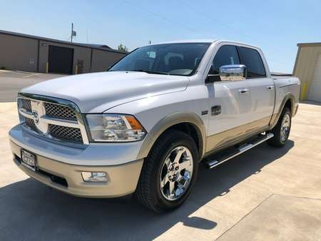 2011 Ram 1500 Laramie Longhorn Edition 4WD Crew Cab for Sale  - 691517  - Car City Autos