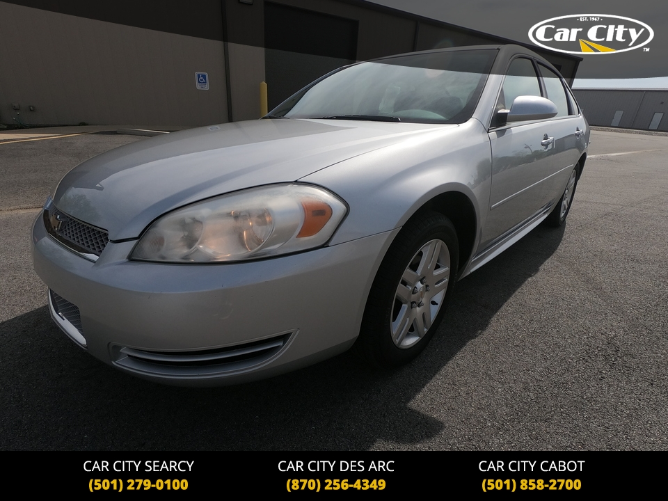 2012 Chevrolet Impala  - Car City Autos