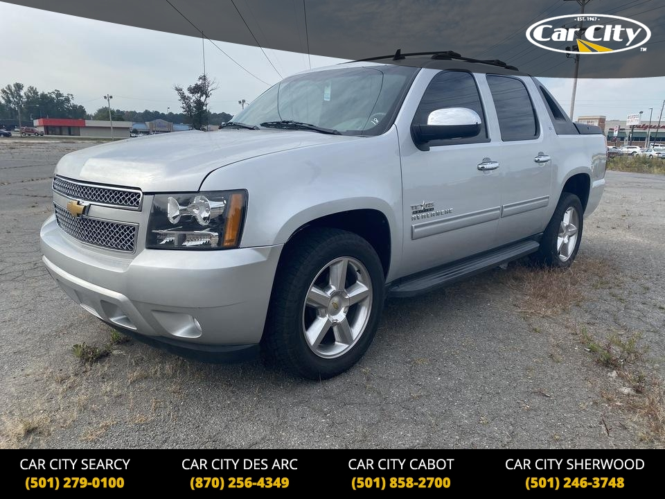 2012 Chevrolet Avalanche LT 2WD Crew Cab  - CG239858  - Car City Autos