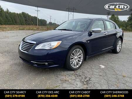 2013 Chrysler 200 Limited for Sale  - DN554520  - Car City Autos