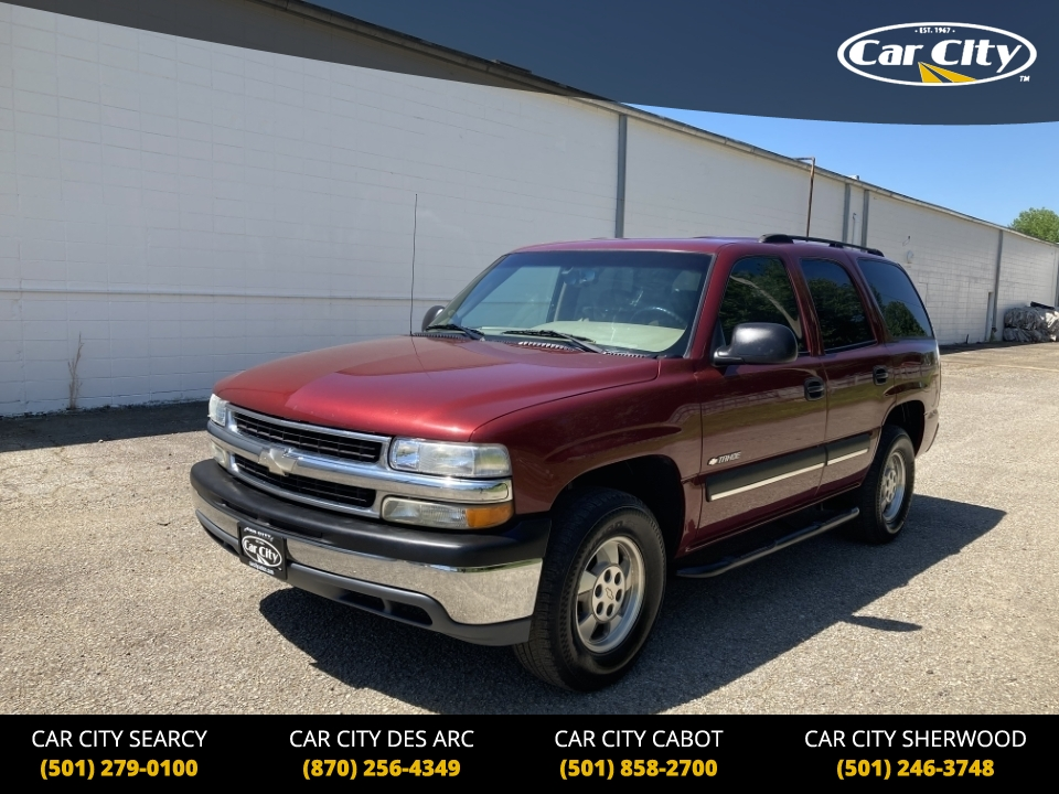 2003 Chevrolet Tahoe LS  - 3J307974T  - Car City Autos