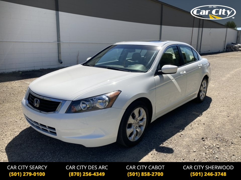 2009 Honda Accord EX-L  - 9A177219R  - Car City Autos