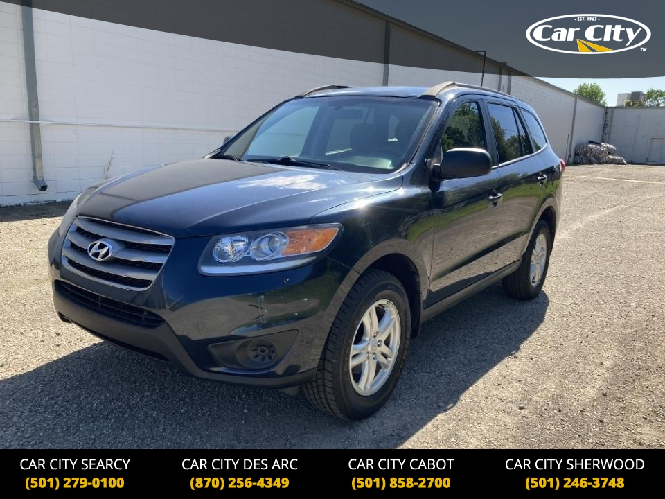 2012 Hyundai Santa Fe GLS AWD  - CG101135  - Car City Autos