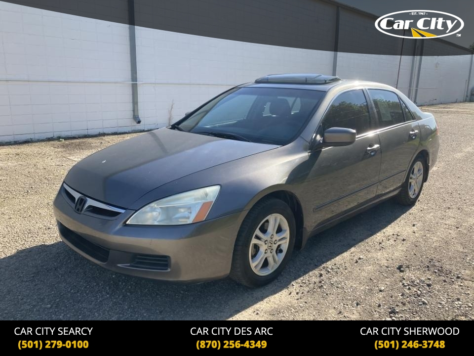 2006 Honda Accord  - 6A037532  - Car City Autos