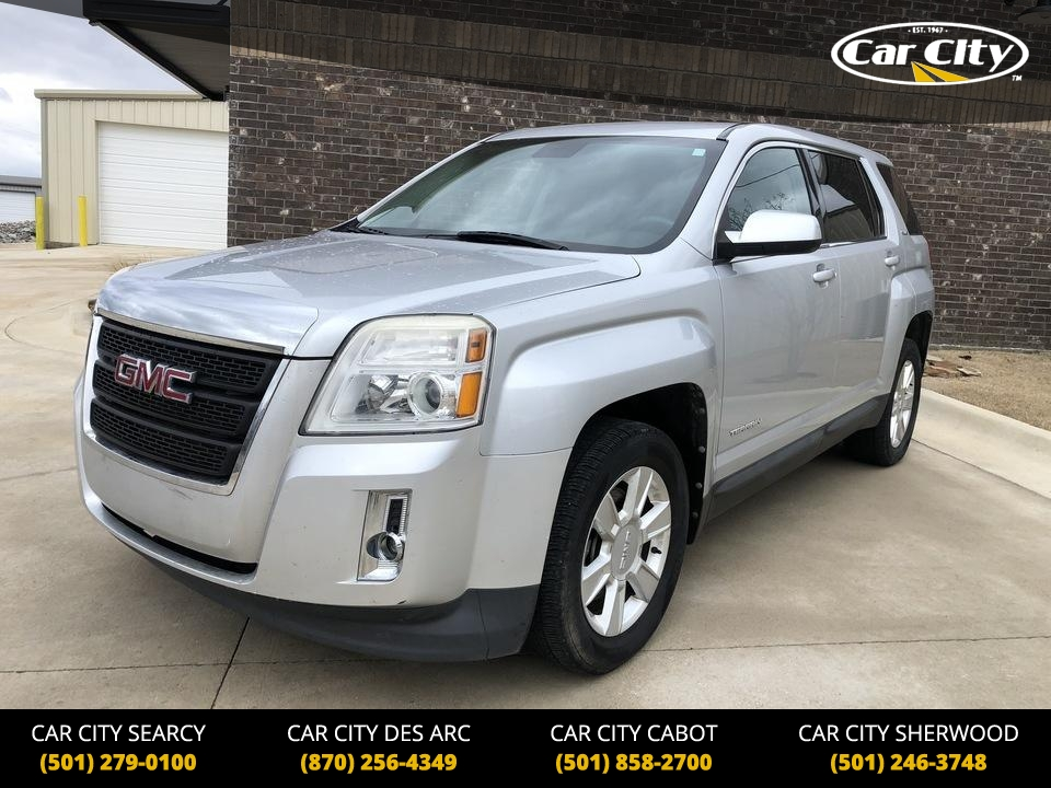 2012 GMC TERRAIN SLE-1  - 194546T  - Car City Autos