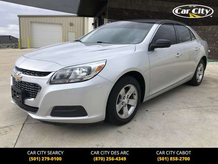 2016 Chevrolet Malibu Limited LS for Sale  - GU124106  - Car City Autos