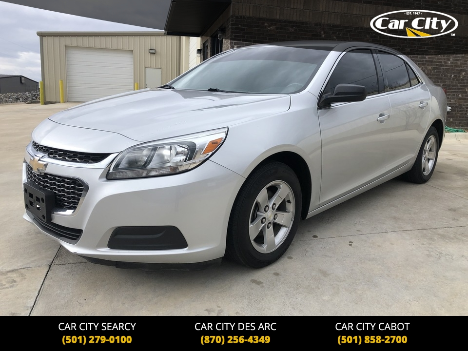 2016 Chevrolet Malibu Limited  - Car City Autos