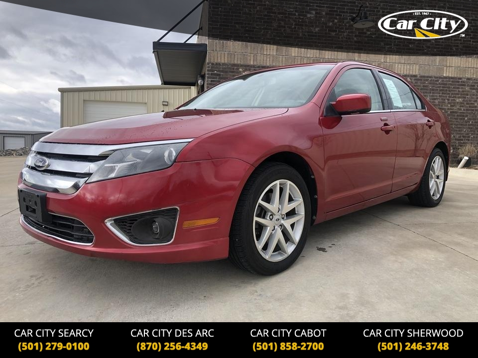 2012 Ford Fusion SEL  - CR263961  - Car City Autos