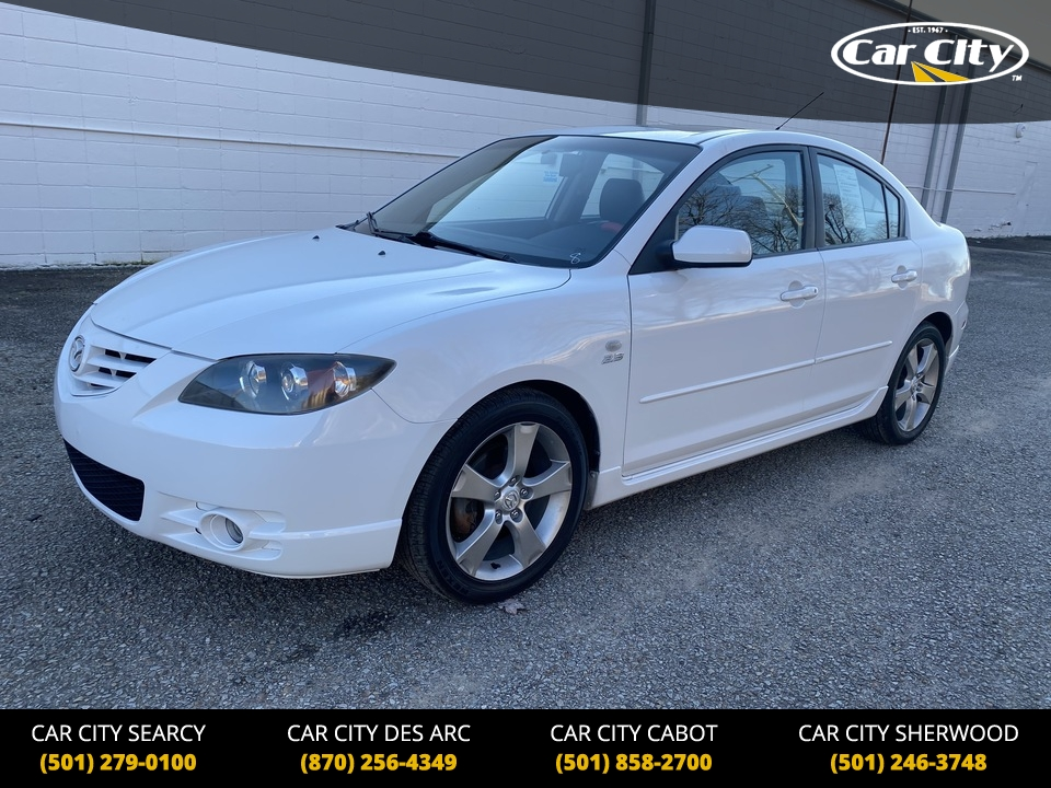 2006 Mazda Mazda3 s Touring  - 61409130R  - Car City Autos