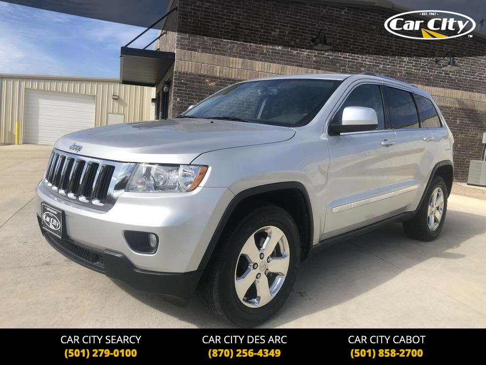 2012 Jeep Grand Cherokee  - Car City Autos