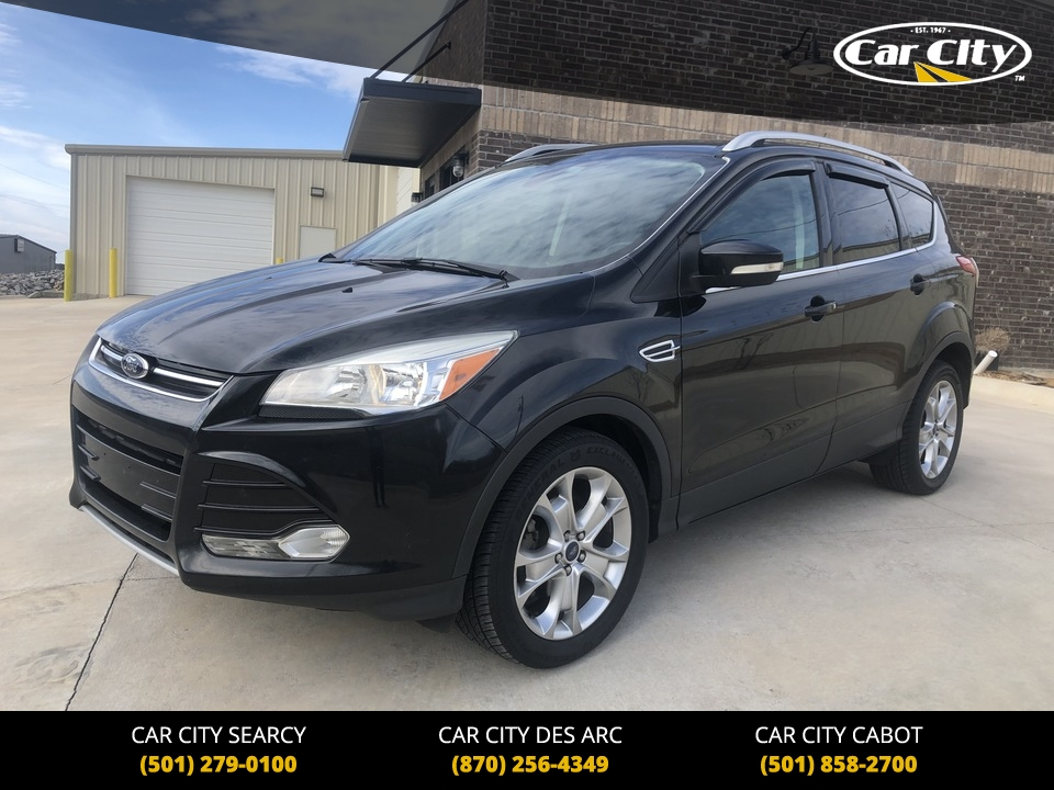 2014 Ford Escape Titanium  - EUB34179  - Car City Autos