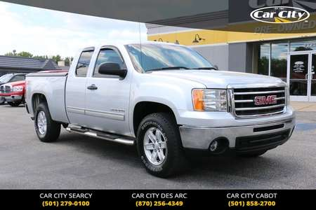 2012 GMC Sierra 1500 SLE 4WD Extended Cab for Sale  - 142982  - Car City Autos