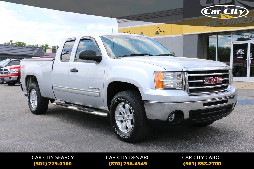 2012 GMC Sierra 1500 SLE 4WD Extended Cab  - 142982  - Car City Autos
