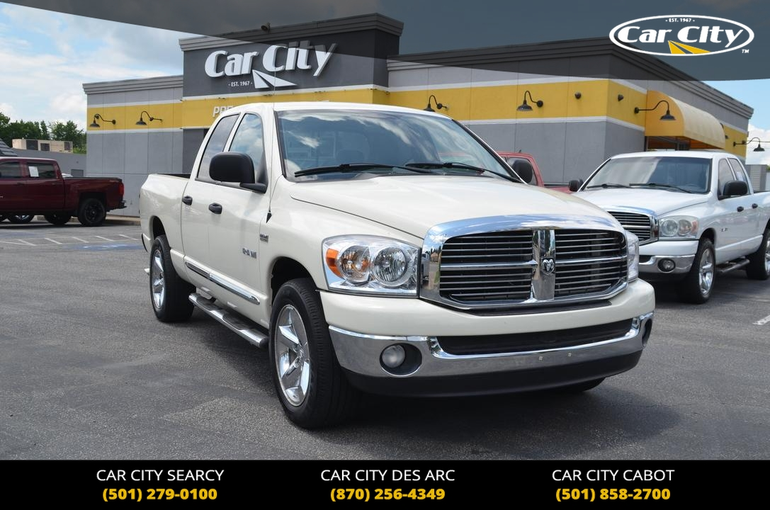 2008 Dodge Ram 1500 SLT 2WD Quad Cab  - 231038  - Car City Autos